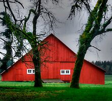 Putting On It's Best by Charles & Patricia   Harkins ~ Picture Oregon
