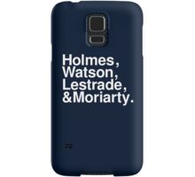 Bigger Than Beatles [Mono] Samsung Galaxy Case/Skin