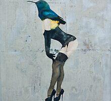 Dita von teese by Karenina Fabrizzi