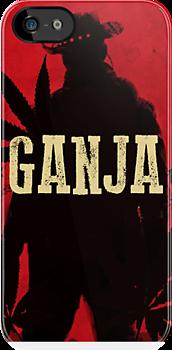 Ganja_Unchained by David-Jumel
