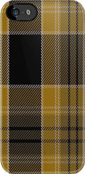 00813 West Coast Woven Mills Fashion Tartan #1399 Fabric Print Iphone Case by Detnecs2013