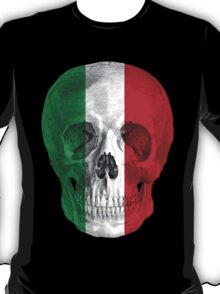 Albinus Skull 08 - Cappuccino Fairy Tale - White Background T-Shirt