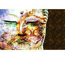 Buddha, Baby Photographic Print