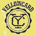Yellowcard merch by xPikaPowerx