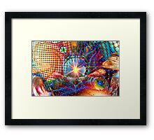 Plasticine Dream Framed Print