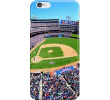 Texas Rangers Game Day iPhone Case/Skin