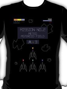 Asteroid Fox. T-Shirt
