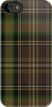 00849 West Coast Woven Mill Fashion Tartan #9275 1258 Fabric Print Iphone Case by Detnecs2013