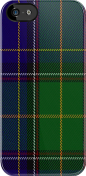 00861 West Coast Woven Mill Fashion Tartan #9275 1510-1 Fabric Print Iphone Case by Detnecs2013