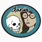 Daria Skeleton by Indiesk8ter