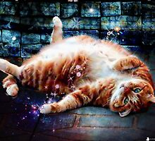Magical Leo by Kristie Theobald