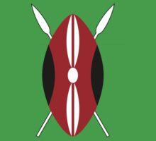 Kenyan Shield by litu