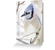 I'm Blue Over You Greeting Card