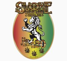 Smoke No. 420 by kushcoast