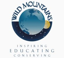 Wild Mountains - Inspiring, Educating, Conserving Kids Clothes