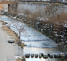 Cheong-gye Stream by SUBI