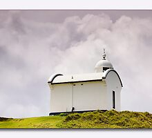 Port Macquarie Light House 01 by kevin chippindall