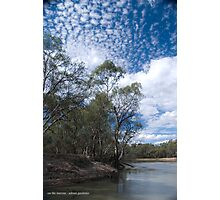On The Murray Photographic Print