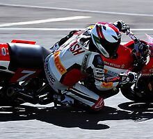 Leo Cash | Barry Sheene Festival | 2013 by Bill Fonseca