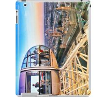 The View from London Eye iPad Case/Skin