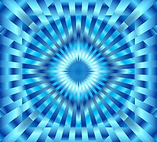 Hypnotic Blue by BluedarkArt