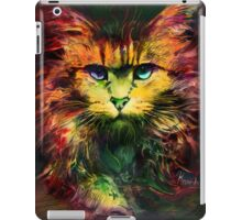 Schrödinger's cat iPad Case/Skin