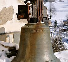 Church Bell, Andeer by Martin Gyger