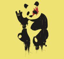 Panda Rocks Kids Clothes