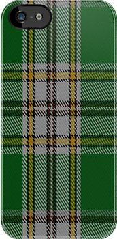 00870 West Coast Woven Mill Fashion Tartan #972-1 Fabric Print Iphone Case by Detnecs2013
