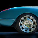 1959 Corvette Roadster Detail by DaveKoontz