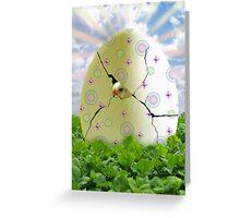Easter Hatchling Greeting Card