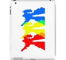 Optimus Prime Colors iPad Case/Skin