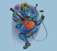 Ganesh of the Rock Gods by Peter Gray