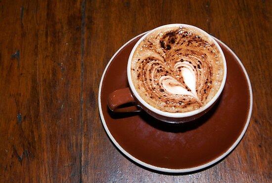 Latte Love  by Jenny Dean