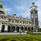 Dunedin Railway Station by PhotosByG