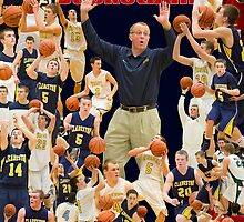 Clarkston Varsity Basketball | 2012-13 | Team Collage by alexela