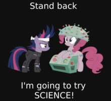 Twilight's going to try science by Nazzek