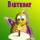 Ha - Bee Birthday by Lewis Smith