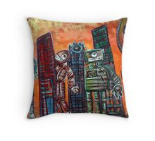 They Live Throw Pillow