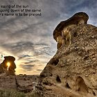 Inspirational Hoodoo Badlands Alberta Canada by pictureguy