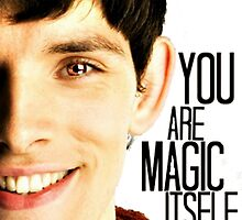 You are Magic Itself by WithAllMyHeart