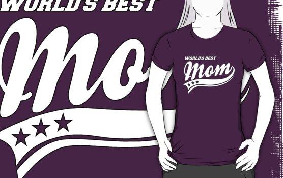WORLD'S BEST MOM by mcdba
