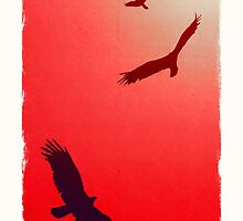 As Free as a Bird | Red by itsjensworld