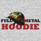 FULL METAL HOODIE by TheGreatPapers