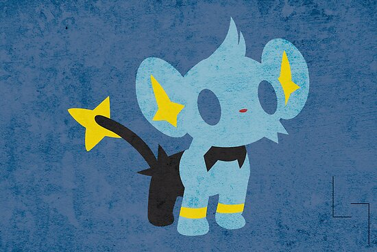 Shinx by jehuty23