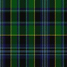 00901 Wilson&#x27;s No. 30 Fashion Tartan Fabric Print Iphone Case by Detnecs2013