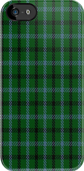 00904 Wilson's No. 45 Fashion Tartan Fabric Print Iphone Case by Detnecs2013