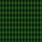 00908 Wilson's No. 53 #2 Fashion Tartan Fabric Print Iphone Case by Detnecs2013