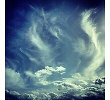 Swirls Photographic Print