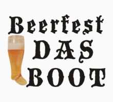 German Beerfest Das Boot by HolidayT-Shirts